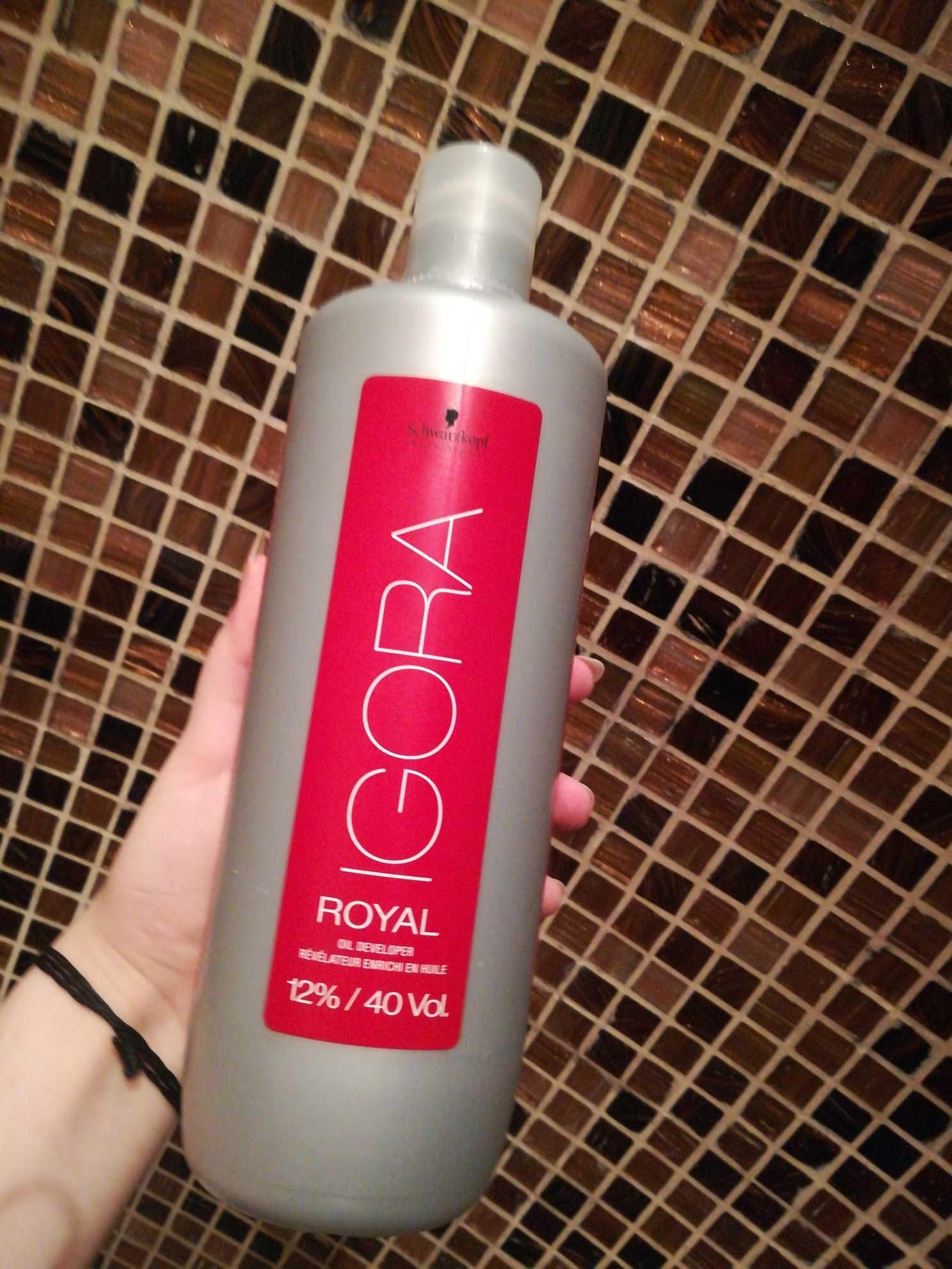 SCHWARZKOPF IGORA Royal Fashion Lights Colorists Highlight Igora royal fashion lights